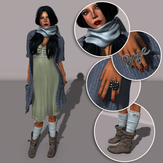Full outfit from Maitreya